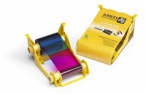 Ribbon Colour YMCKO Printer Zebra ZXP 3 Series Harga Murah